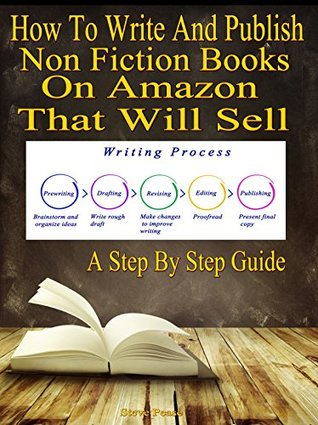 How to write and publish nonfiction books on Amazon that will sell: A step by step guide