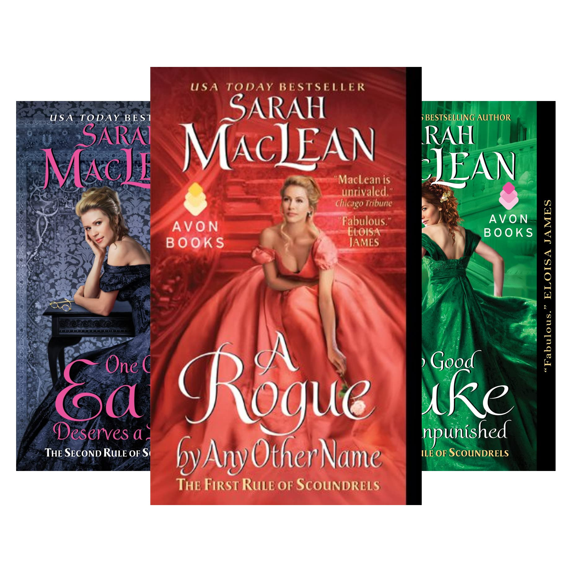 Sarah maclean goodreads giveaways