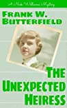 The Unexpected Heiress (A Nick Williams Mystery, #1)
