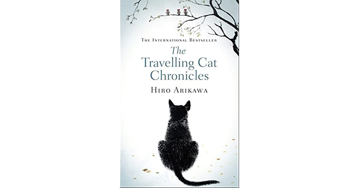 Rosie S Review Of The Travelling Cat Chronicles
