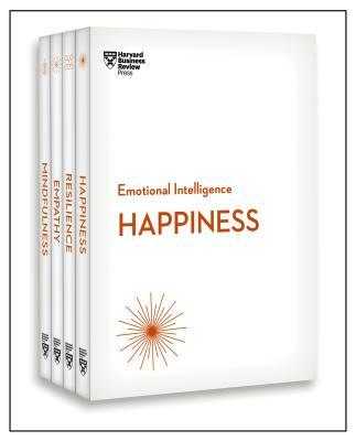 Harvard Business Review Emotional Intelligence 4 Books