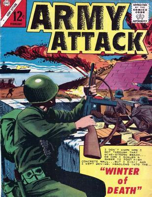 Army Attack: Volume 4 Winter of Death: History Comic Books, Comic Book, Ww2 Historical Fiction, WWII Comic, Army Attack