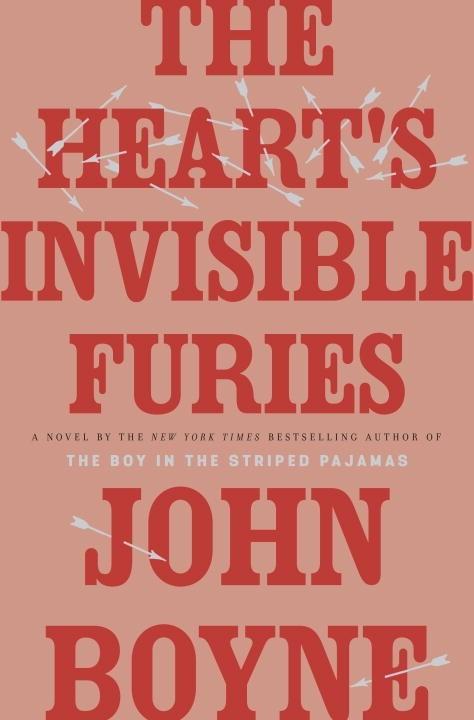 The Heart's Invisible Furies - Boyne John