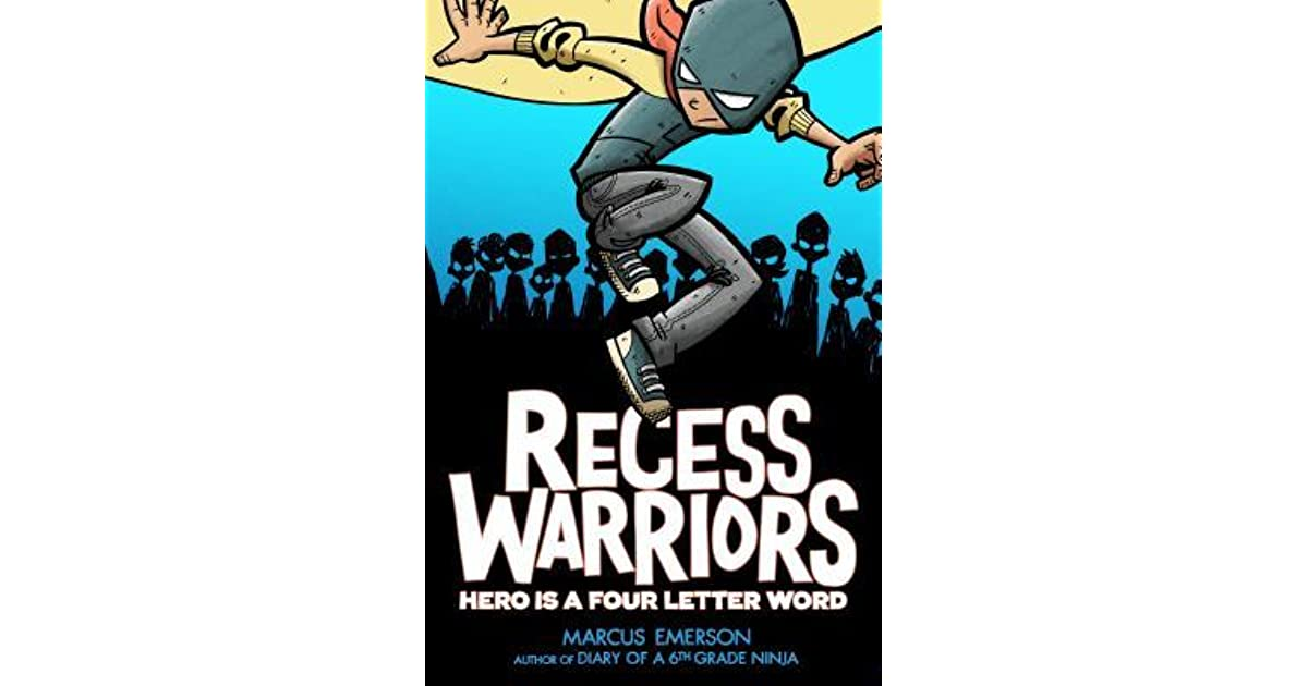 four letter word recess warriors is a four letter word by emerson 2344