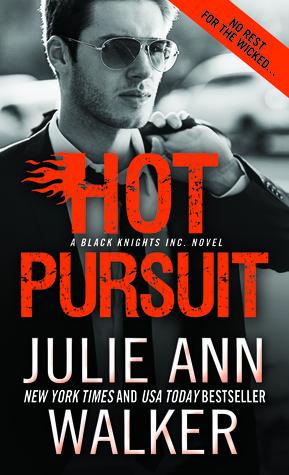 Hot Pursuit (Black Knights Inc., #11)