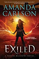 Exiled (Phoebe Meadows, #3)