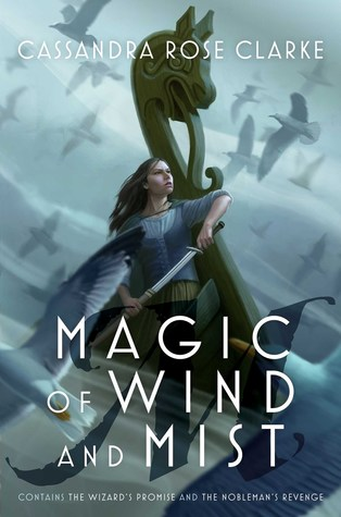 Magic of Wind and Mist (The Hanna Duology, #1-2)