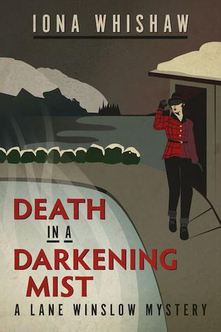 Death in a Darkening Mist (Lane Winslow #2)