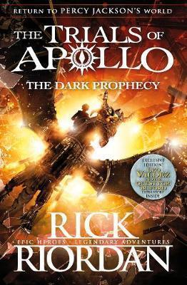 The Dark Prophecy by Rick Riordan