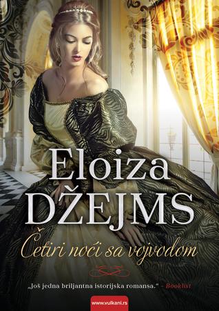Četiri noći sa vojvodom (Desperate Duchesses by the Numbers, #2; Desperate Duchesses, #8)