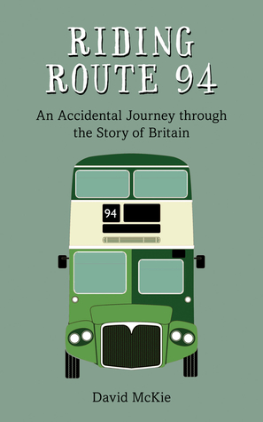 Riding Route 94 by David McKie