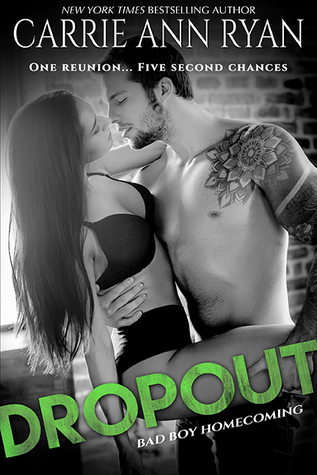 Dropout (Montgomery Ink, #7.3)