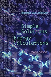 SIMPLE SOLUTIONS TO ENERGY CALCULATIONS, 4th Edition