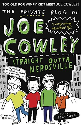 The Blog of Joe Cowley: Straight outta Nerdsville