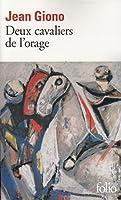 Deux cavaliers de l'orage (Folio)