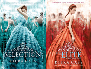The Selection Series 1-2 Book Set by Kiera Cass