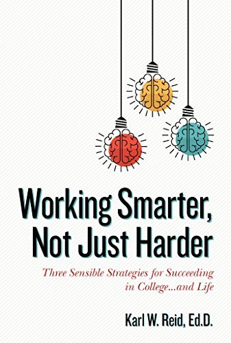 working smarter not just harder