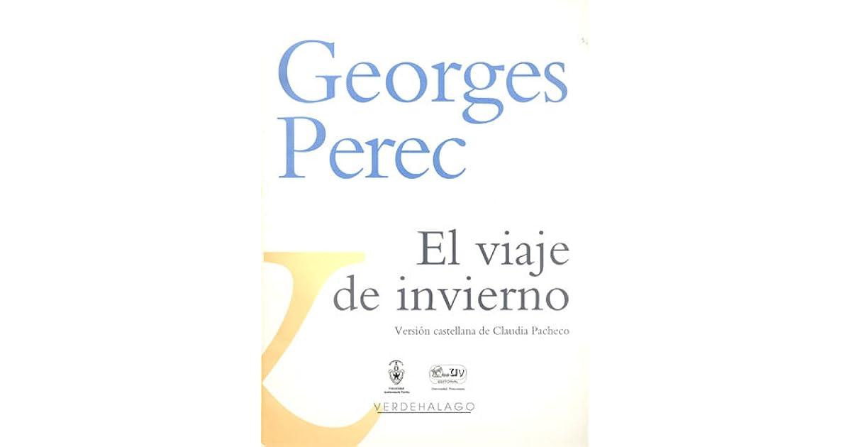 Le souvenir denfance de Georges Perec English and French Edition W ou