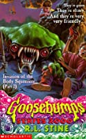 Invasion of the Body Squeezers: Part 2 (Goosebumps: 5 - Series 2000): Pt. 2