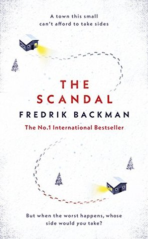 The Scandal by Fredrik Backman