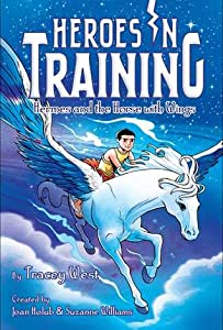 Hermes and the Horse with Wings (Heroes in Training, #13)