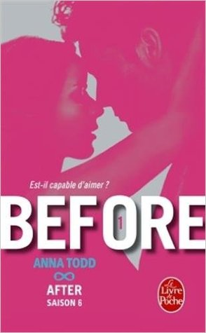 Before 1 After 5a By Anna Todd 5 Star Ratings