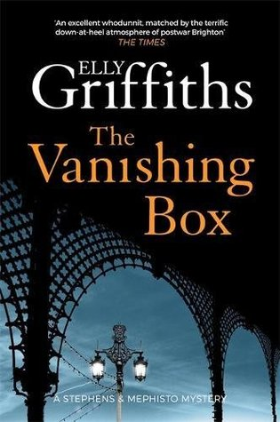 The Vanishing Box (Stephens & Mephisto Mystery, #4)