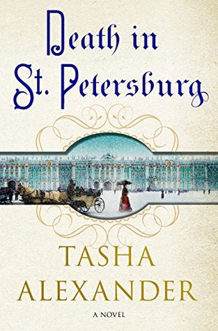 Death in St. Petersburg (Lady Emily, #12)