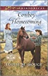 Cowboy Homecoming (Four Stones Ranch, #5)