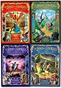 Land of Stories Chris Colfer Collection 4 Books Set