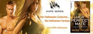 Her Halloween Costume...His Halloween Fantasy (X-Ops #2.1)
