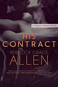 His Contract (Legally Bound, #1)