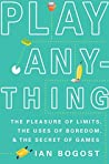 Play Anything by Ian Bogost