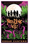 Book cover for Meddling Kids
