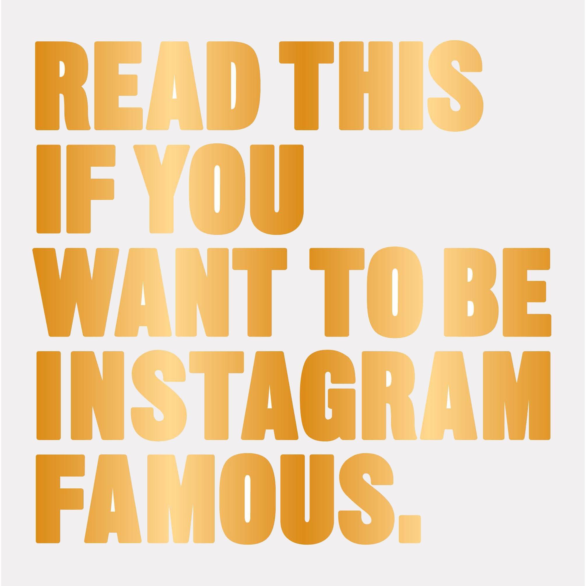 most popular on instagram