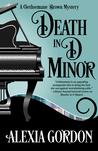 Death in D Minor (Gethsemane Brown Mysteries, #2)