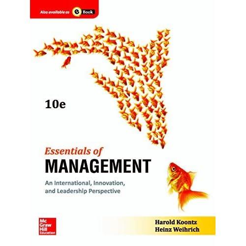 principles of management harold koontz ebook free download