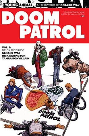 Doom Patrol, Volume 1: Brick by Brick
