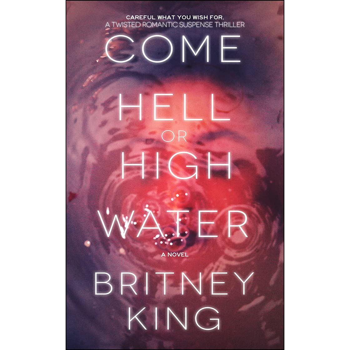 Image result for Come Hell or High Water by Britney King