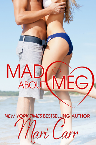 Mad about Meg (Lowell High School, #3)
