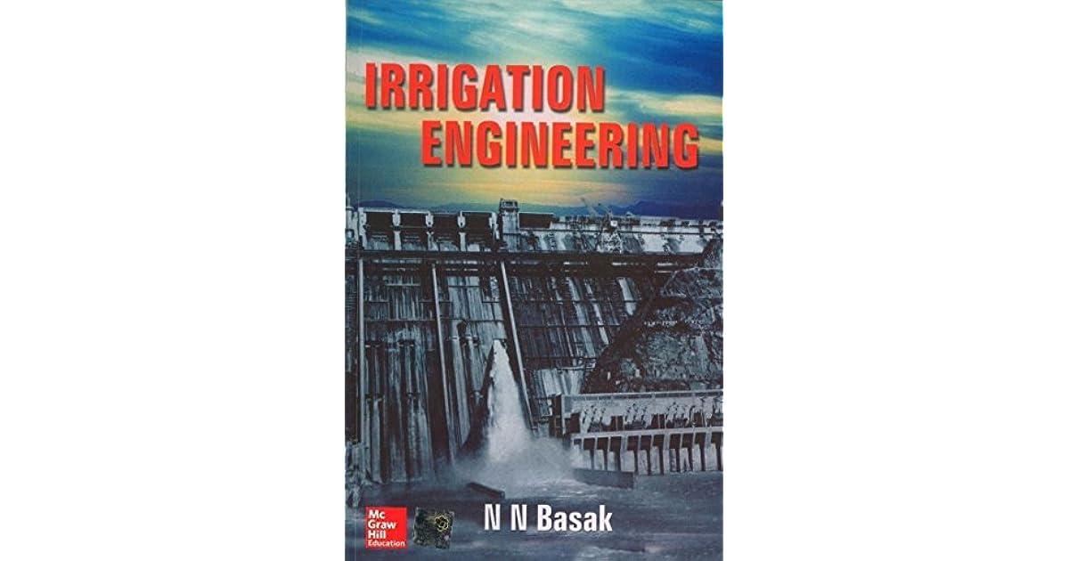 Irrigation engineering by nn basak fandeluxe Gallery
