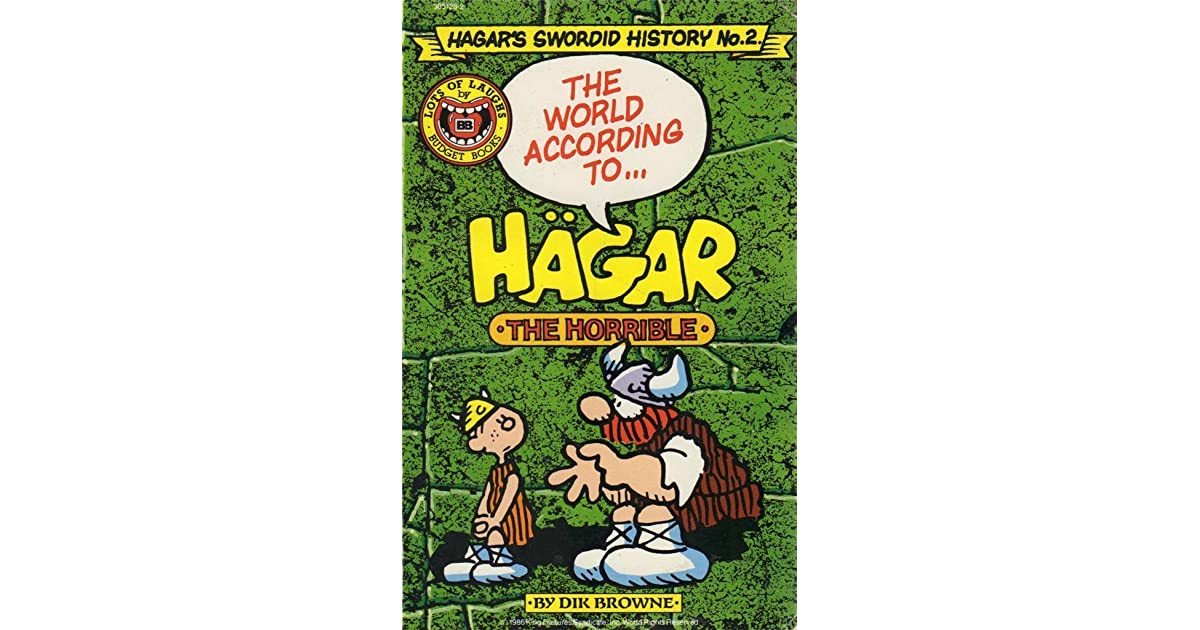Hagar the Horrible, No 2
