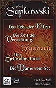 Das Erbe der Elfen / Die Zeit der Verachtung / Feuertaufe / Der Schwalbenturm / Die Dame vom See