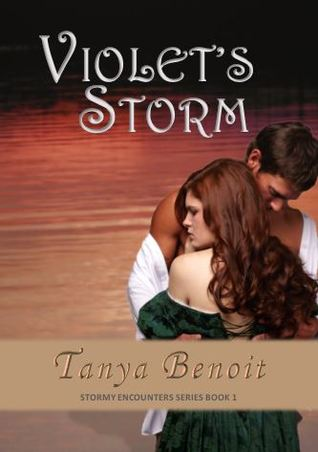 Violet's Storm (Stormy Encounters Series, #1)