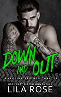 Down and Out (Hawks MC Caroline Springs Charter, #3)