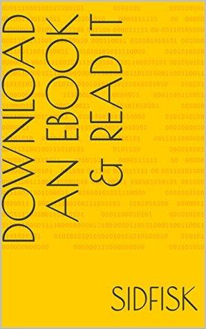 Download An eBook & Read It