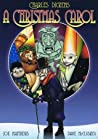 A Christmas Carol - in rhyme, a graphic novel, comic book sui... by Dave McCluskey