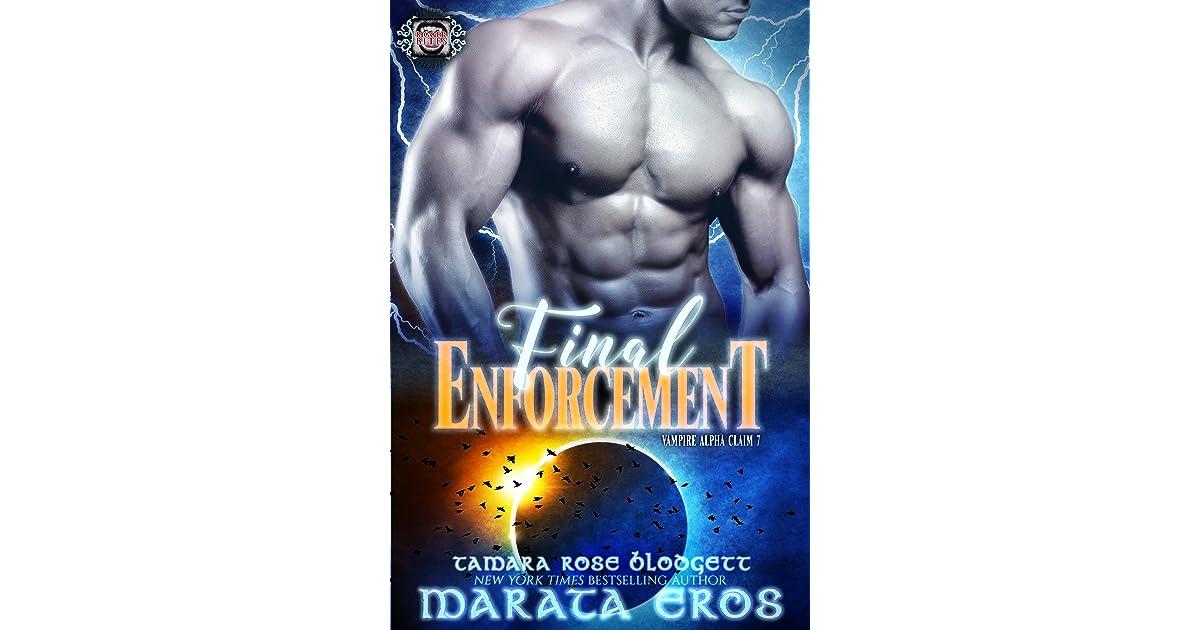 Vampire (Alpha Claim 7-Final Enforcement): New Adult Paranormal Romance by  Marata Eros