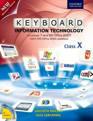 Keyboard Windows - Book 10: with MS Office 2010 updates