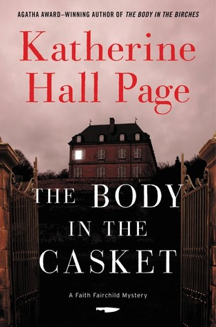 The Body in the Casket (Faith Fairchild, #24)